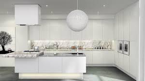 cuisine blanche design ilot de cuisine 11 photo de cuisine moderne design contemporaine