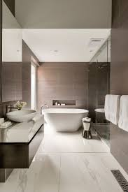 Modern Bathrooms Pinterest Contemporary Bathroom Ideas Ebizby Design