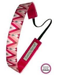 sweaty band sweaty band fitness headband confetti pink 1 wide