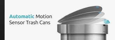 best touchless motion sensor powered best automatic trash can touchless trash cans with motion sensor