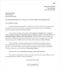 apartment lease termination letter early rental lease termination