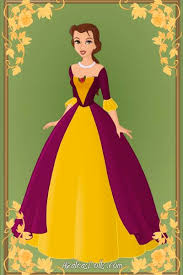 belle christmas gown by enelyagaltier