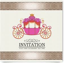 birthday party invitation template free vector download 15 700
