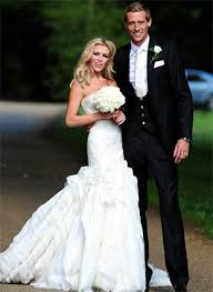 celebrity wedding hair kate moss and abbey clancy hair