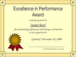 Prize Certificate Template Template For Award Certificates Outstanding Leadership Award