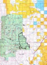 Oregon County Map by Buy And Find Oregon Maps Bureau Of Land Management Hunting Units
