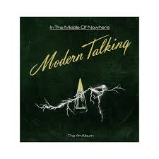 Talking Photo Album Modern Talking U2013 In The Middle Of Nowhere The 4th Album