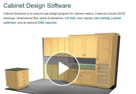 easy to use kitchen cabinet design software 15 best free and paid cabinet design software for kitchens
