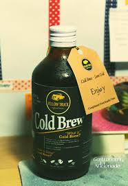 Yellow Truck Coffee yellow truck cold brew coffee the gastronomy aficionado