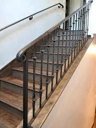 metal banister ideas wrought iron handrail rod iron railings best wrought iron railings