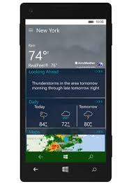accuweather android app accuweather downloads