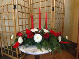 green bench flowers u0026 gifts long christmas centerpieces