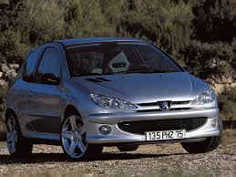 peugeot 206 2007 peugeot 206 photos photogallery with 23 pics carsbase com