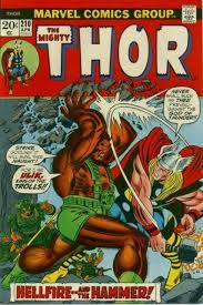 thor 210 the hammer and the hellfire issue