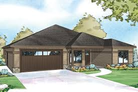 Garage Style Homes Country House Plans Westfall 30 944 Associated Designs