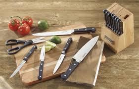 cuisinart kitchen knives cuisinart advantage 14 rivet block knife set only 27 74