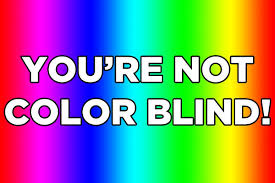 Blue Green Color Blindness Are You Actually Color Blind