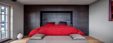 chambre avec mur en chambre avec mur en bois