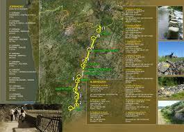 Camino Frances Map by Camino Portugues Interior In November Camino De Santiago Forum