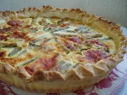 cuisiner asperges vertes fraiches recette tarte aux asperges vertes 750g