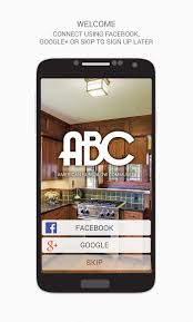 american bungalow app concept u2014 make good work