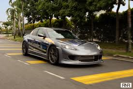 rx8 car greddy rx8 from sushiland racenotrice