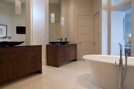 Finished Bathroom Ideas Bathroom 2017 Design Modern Mahogany Finished Wooden Floating