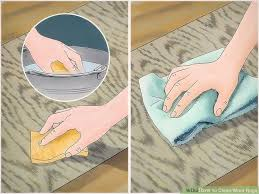 how to clean wool rugs 12 steps with pictures wikihow