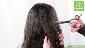 zero degree haircut 5 ways to cut hair wikihow
