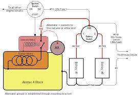 marine alternator valeo wiring diagram 28 images 4 wire