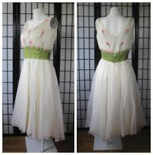 vintage party 1950s 1960s dress on tradesy