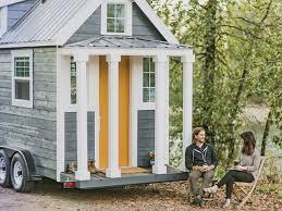 tiny home builders oregon peek inside the tiniest luxury home on wheels square feet tiny