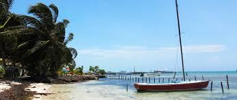 bird island belize rental caye caulker travel guide