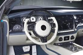 rolls royce steering wheel mansory rolls royce wraith aerodynamics