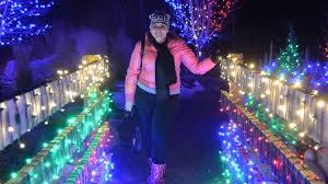 trail of lights denver botanical gardens chatfield 12 27 13