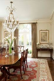 how to decorate the formal dining table