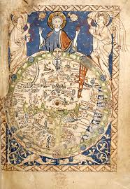 Map Of Medieval Europe Medieval World Map