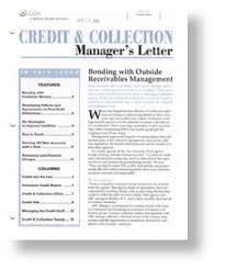 the best of credit u0026 collection manager u0027s letter