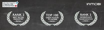 100 Best Gray U0026 White by It Is Official Inmobi Declared India U0027s Top 100 Best Companies To