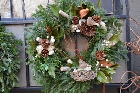 holiday wreaths dirt simple