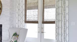 sliding glass door alternatives levolor doors u0026 these vertical blinds are a great solution for
