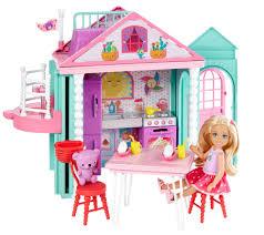 barbie club chelsea playhouse toys