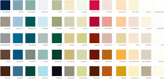 interior design amazing interior paint color chart decoration