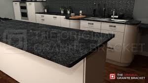 Support For Granite Bar Top Hidden Island Support Bracket U2013 The Original Granite Bracket
