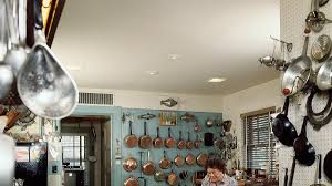 Julia Child S Kitchen by Inside Julia Child U0027s Actual Home Kitchen Recipe Bon Appetit
