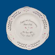 personalized wedding plate gift personalized gifts wedding gifts porcelain plate