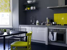 Blue And Yellow Kitchen Ideas Kitchens With Gray Color Scheme Artflyz Com
