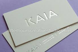 Business Cards Foil Luxurious Cotton Foil Business Cards Foil Stamped
