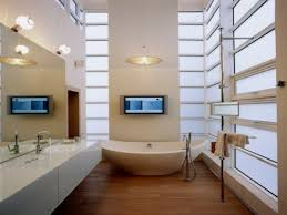 Bathroom Ceilings Ideas by Modern Bathroom Ceiling Light Dark Brown Wall Mounted Round Shower
