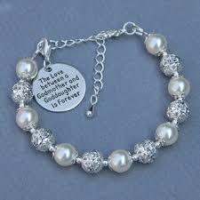 godmother bracelet godmother goddaughter gift godmother goddaughterjewelry